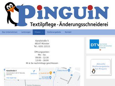 Pinguin Textilpflege Douglas Kerr KG
