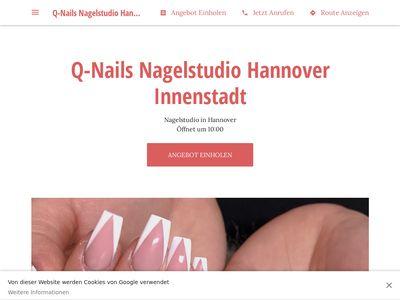 Q-Nails Nagelstudio Hannover