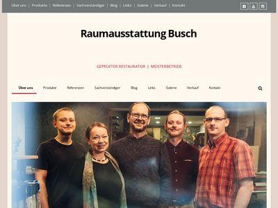 Raumausstattung Busch