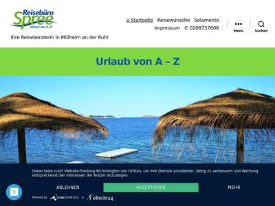 Reisebüro Marion Spree GmbH