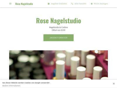 Nagelstudio Rose