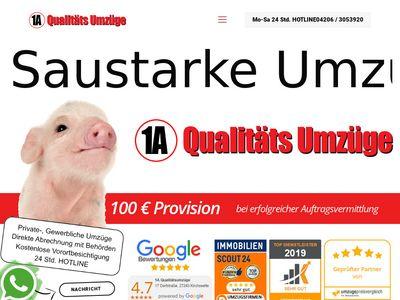 1A Qualitäts Umzüge