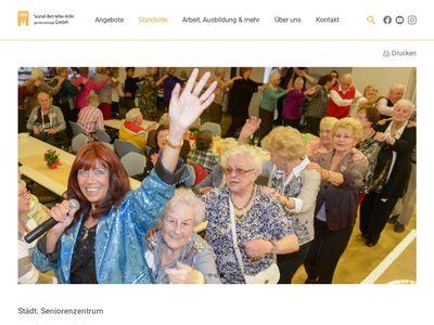 Städt. Seniorenzentrum Köln-Riehl