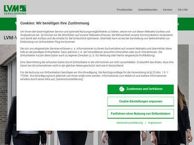 LVM Versicherung Jutta Schiwy