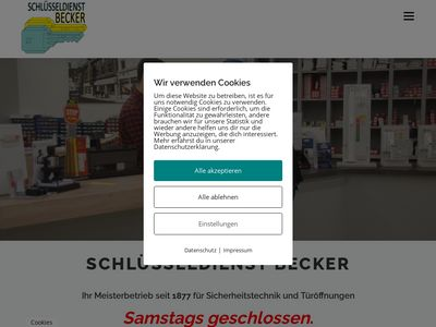 Schlüsseldienst Becker GmbH