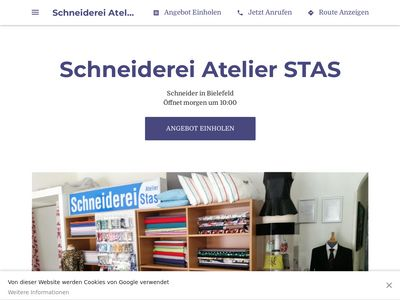 Schneiderei Atelier STAS