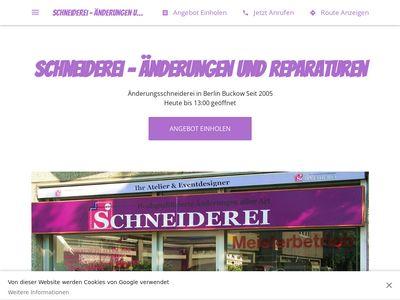 Schneiderei Elena