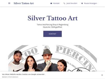 Silver Tattoo & Piercing Regensburg