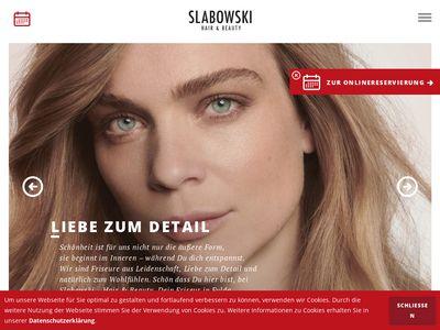 SLABOWSKI HAIR & BEAUTY