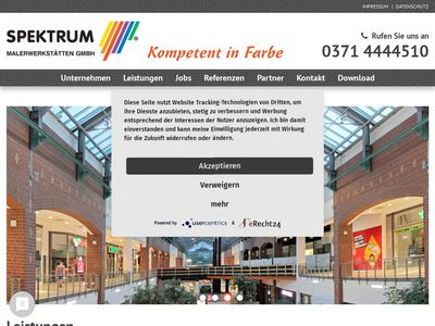 Malerwerkstätten Spektrum GmbH
