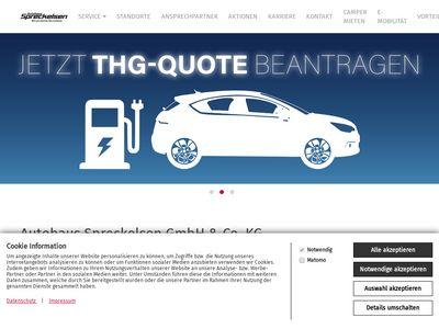 Autohaus Spreckelsen GmbH