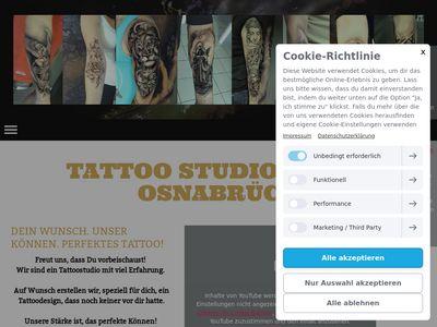 Tattoo Fresh Osnabrück