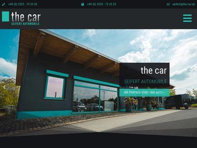 The car - seifert automobile