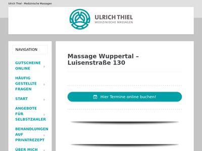 Massage Wuppertal griff.art