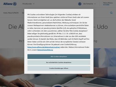 Allianz Hauptvertretung Udo Fatteicher