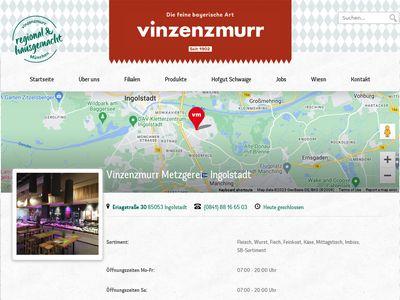 Vinzenzmurr Metzgerei - Ingolstadt