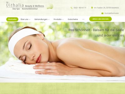 Vithalia Beauty & Wellness