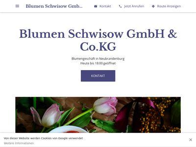Blumen Schwisow GmbH
