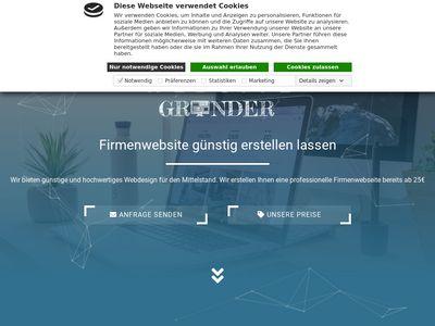 Websitegründer - Webdesign Berlin