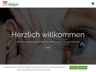 Weitblick Optik & Hörakustik