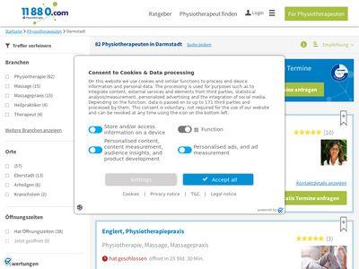 Praxis für Physiotherapie Dirk Hensel