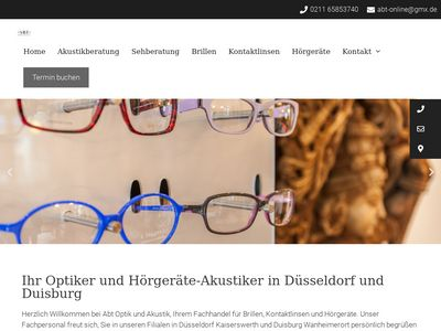 Abt Optik & Akustik Duisburg