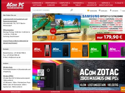 Acom PC-Technikcenter GmbH