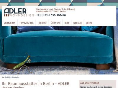 ADLER Wohndesign