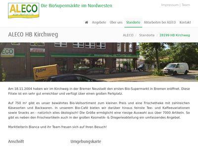 ALECO BioMärkte