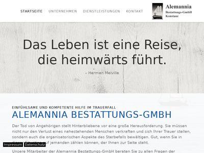 Alemannia Bestattungs-GmbH