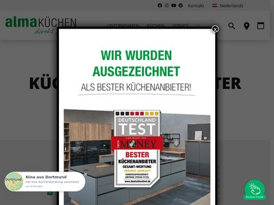 Alma-Küchen GmbH & Co. KG