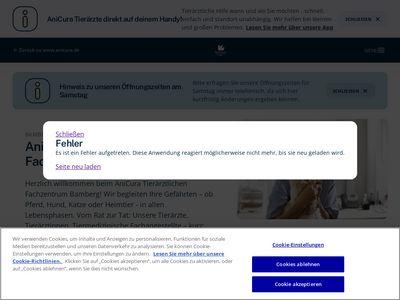 AniCura Tierklinik Bamberg