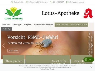 Lotus-Apotheke
