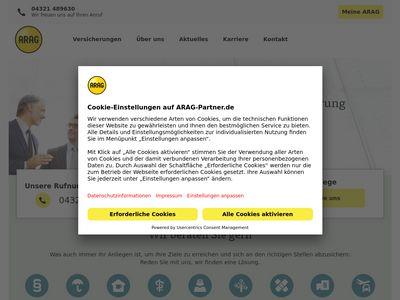 ARAG Versicherung Neumünster