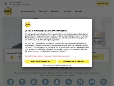 ARAG Versicherung Stefan Hammerschmidt