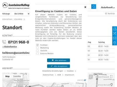 AssenheimerMulfinger Autohaus Heilbronn