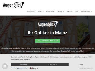 Augenblick Optik Mainz GbR