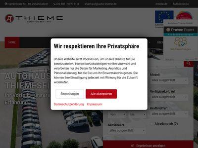 Autohaus Thieme Uelzen