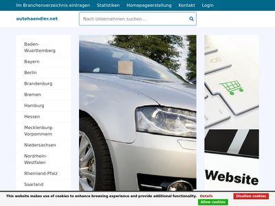 Casaworld Ltd. Das Webverzeichnis für Autohändler!