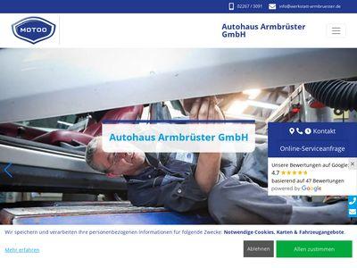 Autohaus Armbrüste