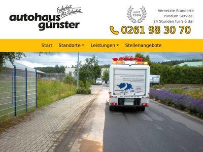 Autohaus Günster GmbH