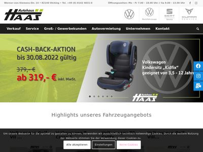 Autohaus Haas GmbH Olching