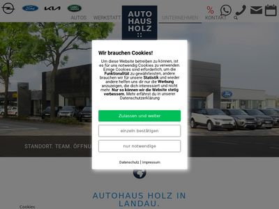 Autohaus Holz Landau