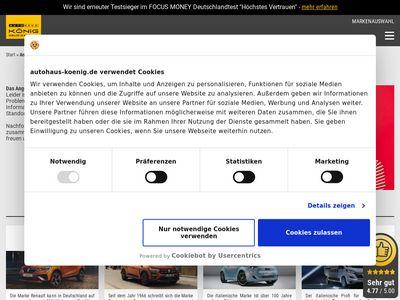 Autohaus König Halle