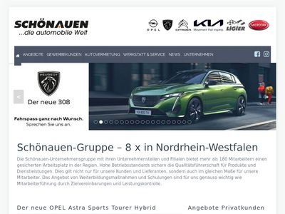 Schönauen Autohaus GmbH & Co. KG