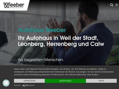 Autohaus Weeber GmbH Herrenberg