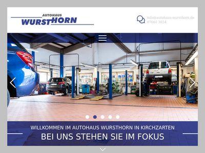 Autohaus Wursthorn in Kirchzarten