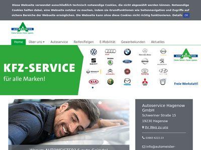 Autoservice Hagenow GmbH