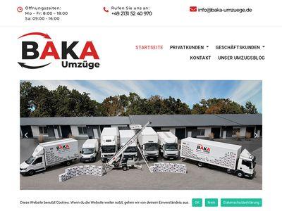 Baka Umzüge GmbH