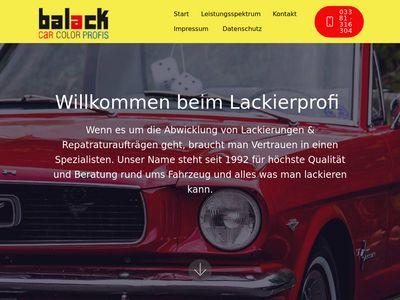 Balack Bau- und Lackier GmbH